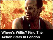 Where's Willis